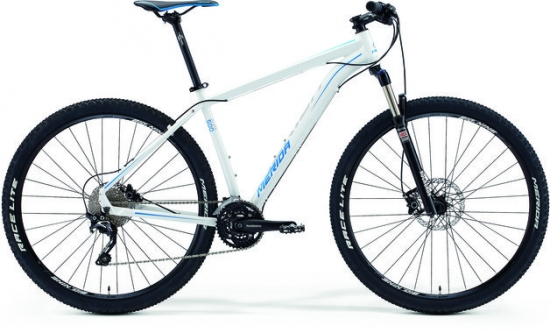 Merida Big 9 500 White