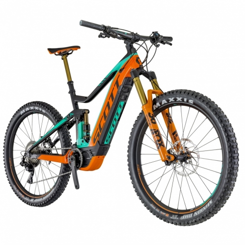 Scott E-Genius 700 Tuned 2018