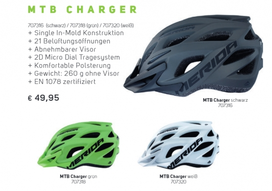 Merida Helm MTB Charger
