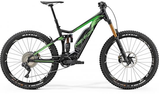 Merida eOne-Sixty 900E black/ green