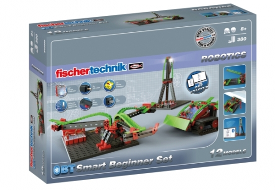 Robotics-BT-Smart Beginner Set
