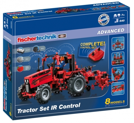 Advanced-Tractor Set IR Control