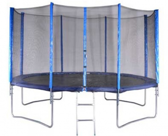 Trampolin 4m Set