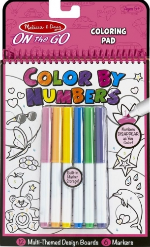 Colour By Numbers Assortment