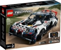 Technic Top-Gear-Rallyeauto