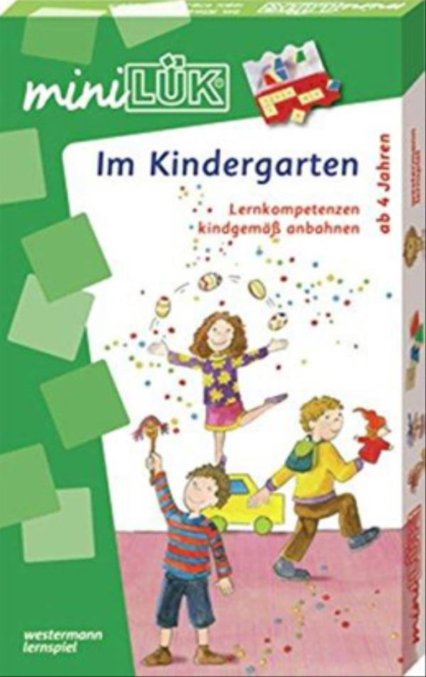 ML Set Im Kindergarten
