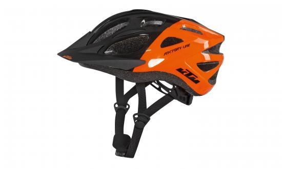 KTM Helm Factory Youth 51-56